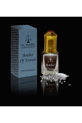 Musc El Nabil Amber Of Yemen sans alcool