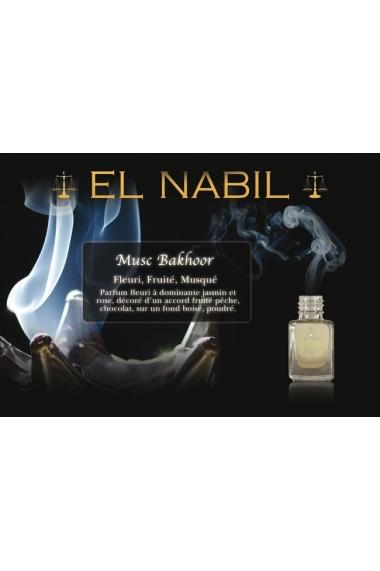 Musc el Nabil Bakhoor