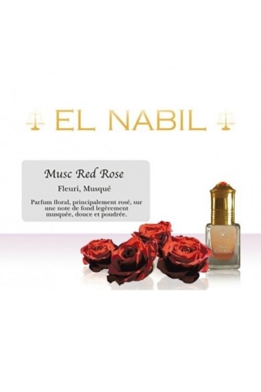 Red Rose Musk El Nabil