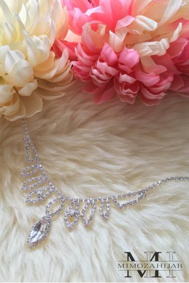 Bijoux de front Duchesse
