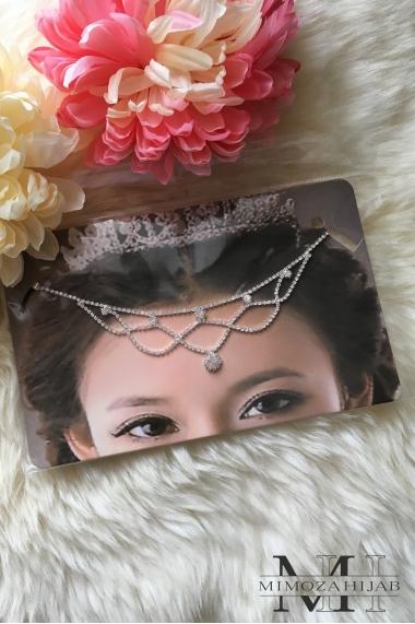 Bijoux de tête Bella