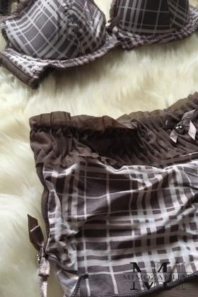 Ensemble lingerie Cambridge Shorty