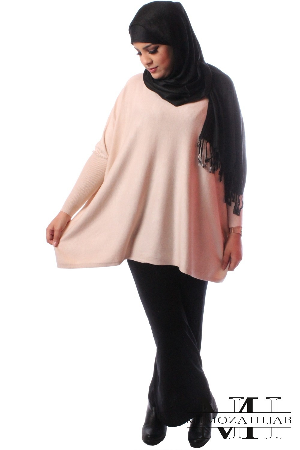Short butterfly sleeves pull