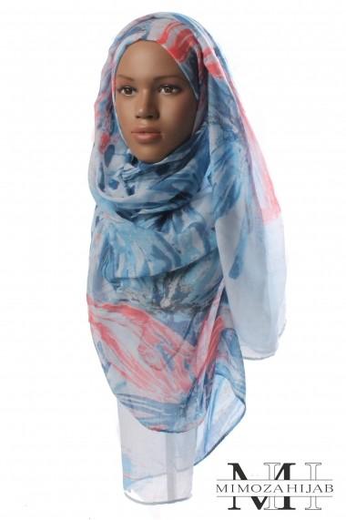Maxi Hijab Fusy Spring