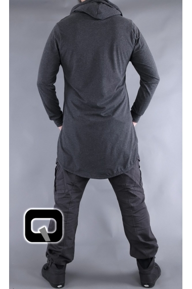 Qaba'il Long Sleeve Hoodie