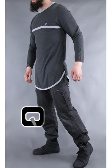 Tee shirt KOLT Qaba'il strip relief