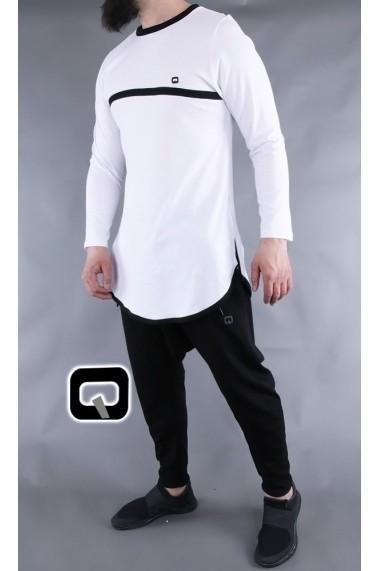 Tee shirt KOLT Qaba'il bandes relief
