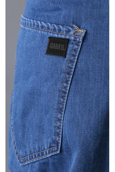 Sarouel pantacourt jeans qaba'il 2017