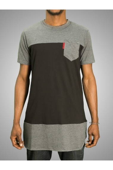 Bicolor t-shirt The One
