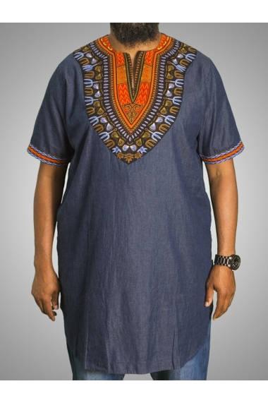 T-shirt Africa The One