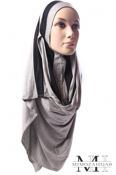 Hijab Style in viscose
