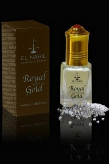El nabil Musk Royal Gold