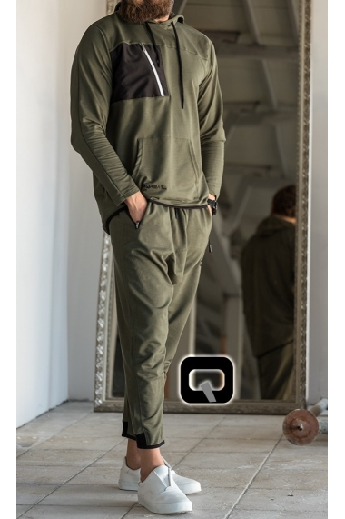 Qabail Impact Winter 2018 tracksuit