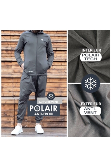 POLAIR winter tracksuit