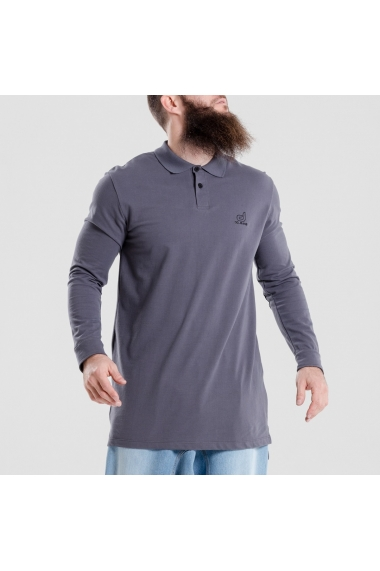 Polo Overside Long Sleeve DC Jeans