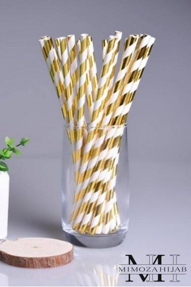 Lot 25 straws Tourbillon