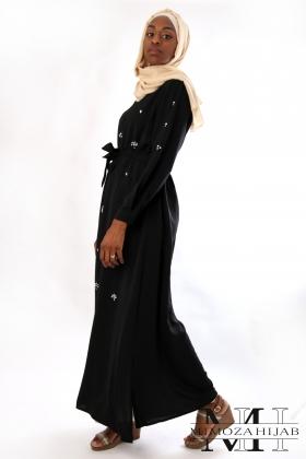 Robe longue Rizabey