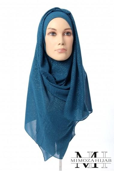 Hijab Glitter square