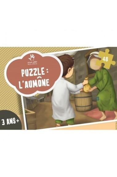 Puzzle sur l'aumône (Zakat) - l'aumône