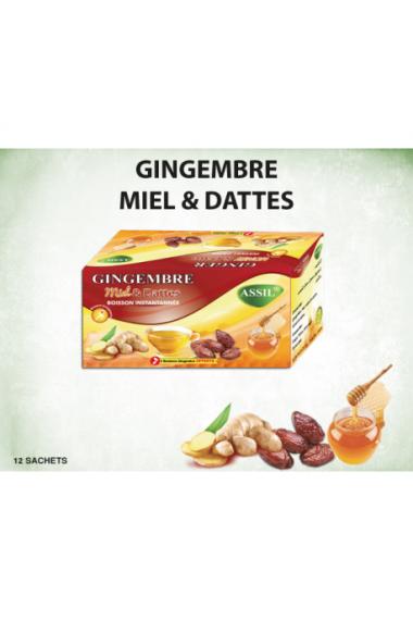 ASSIL Tea Gimgembre Honey and dates