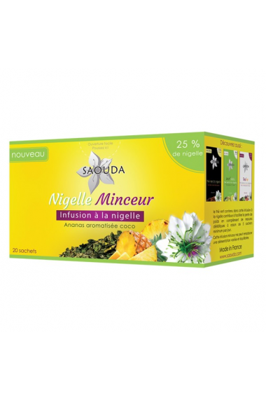 SLIMMING INFUSION BOX WITH NIGELLE