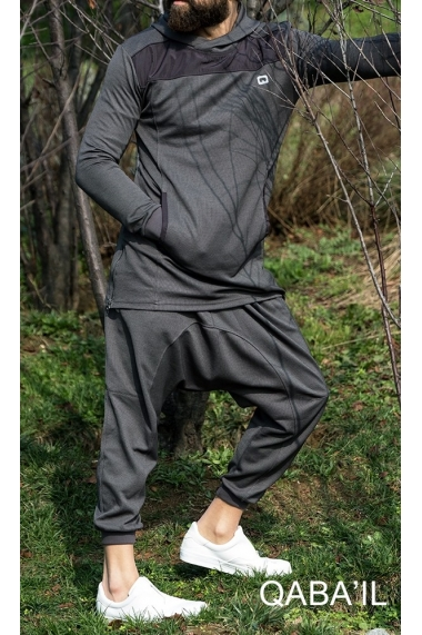 Set ALLURE tracksuit Qabail for men mastour