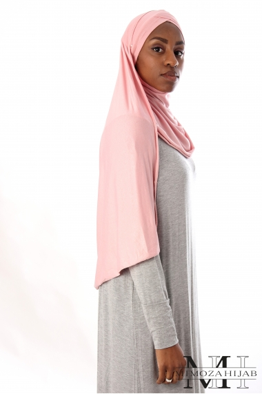 Hijab Hidaya croisé