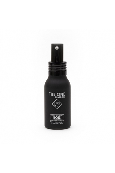 "Beard scented oil "" bois """