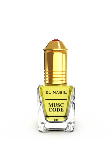 Musc El Nabil parfum Code 5ml