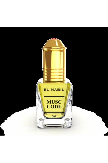 Musk El Nabil perfume Code 5ml