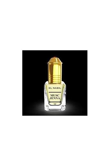 Musk El Nabil perfume Jenna 5ml