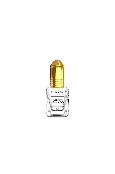 Musk El Nabil perfume Amazon 5ml
