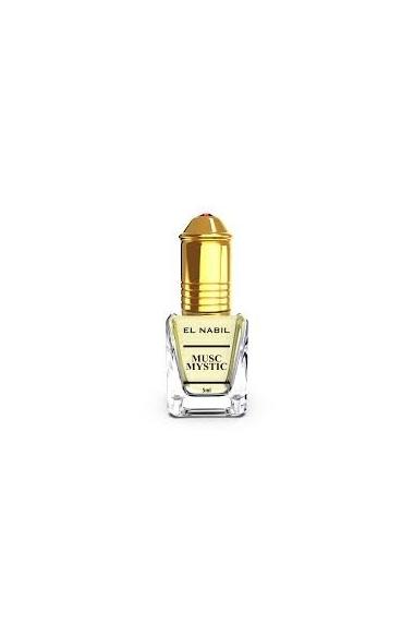 Musc El nabil parfum Muscat 5ml