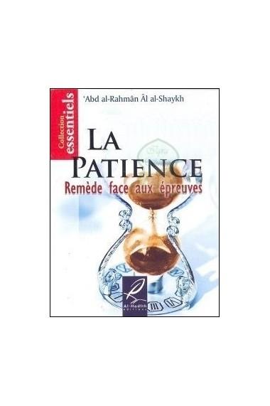 Livre de poche  La patience