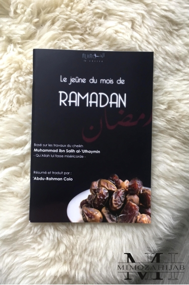 The fast of ramadhan's month