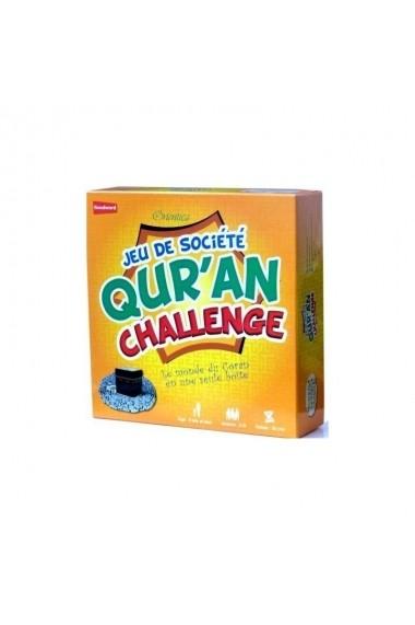 Jeu de société Quran challenge
