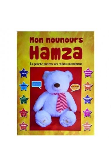 Peluche interactive - Mon Nounours Hamza