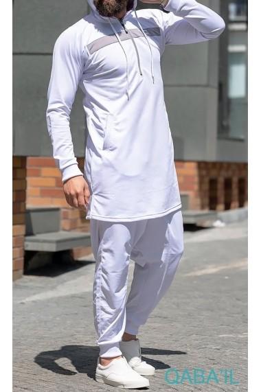 Qamis short sweatshirt Vortex summer 2019