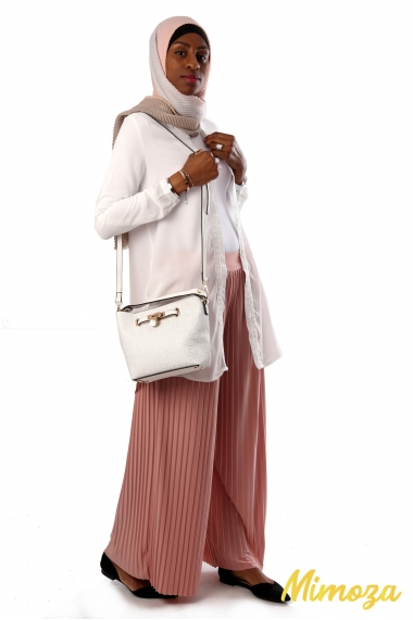Sacha lace handbag