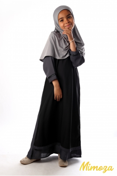 Abaya Adikta pour fille