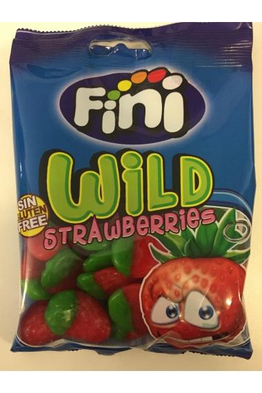 Bonbons Fini fraise sauvage