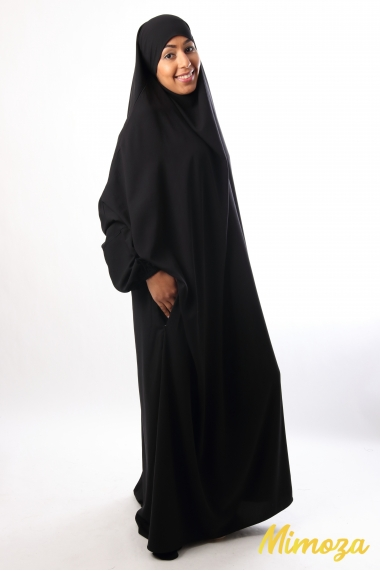 Jilbab 1 pièce Jamila