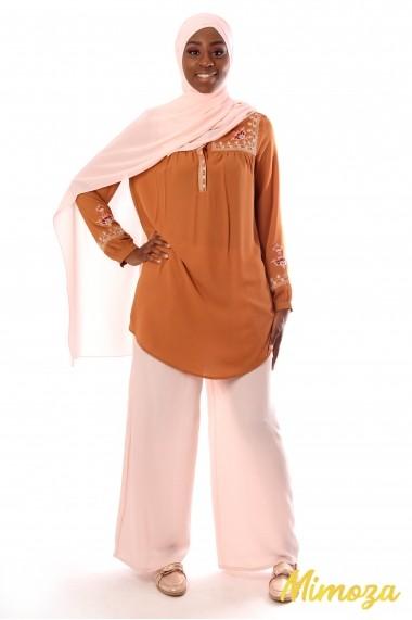 Tiramisa blouse tunic