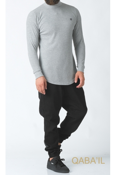 Qaba'il sweater collar