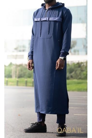 Qamis Long Stealth Qaba'il