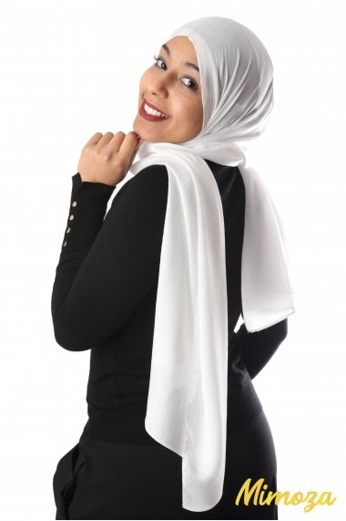 Hijab satiné Pamela