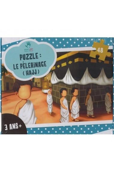 Puzzle sur le pèlerinage (Al Hajj) - le pèlerinage
