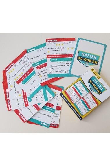 Hâfizh Al Qur'ân Jeu de cartes éducatif (2 à 6 joueurs - 7 ans et plus)
