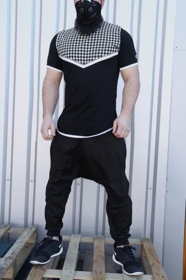 Tee-shirt Keffieh Qaba'il