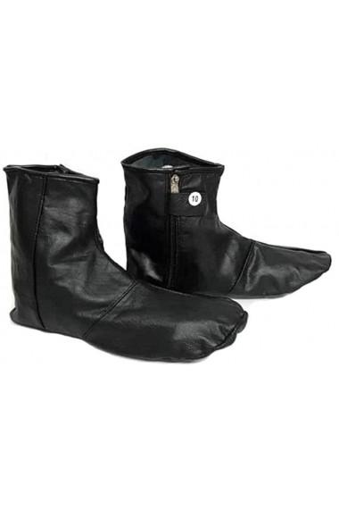 Khouf Fourré - Leather sock